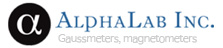 AlphaLab- Gaussmeters, magnetometers